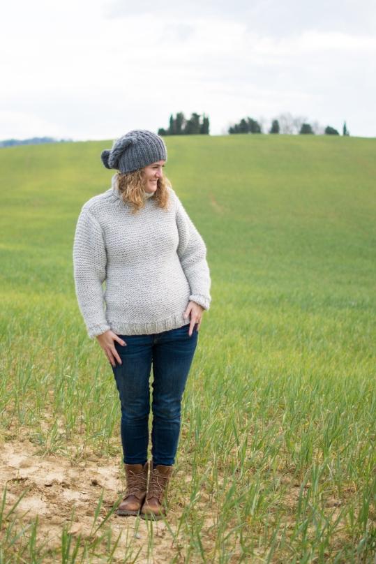 Faggio sweater